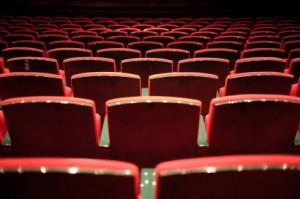 """No Sweat Public Speaking! - Theatre Seats - back"