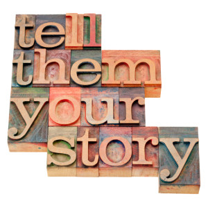 Body of Speech: Make a Point - Tell a Story