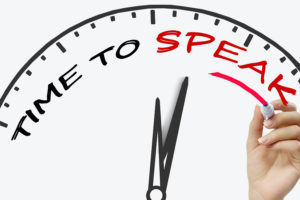 Time-to-Speak!