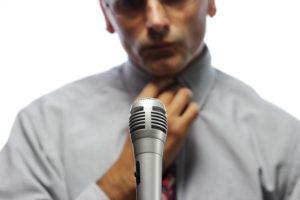Fear Public Speaking