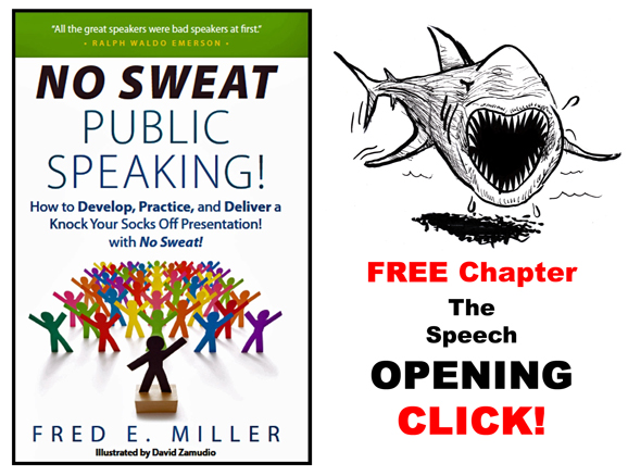 <span>FREE Chapter – The Speech OPENING</span>