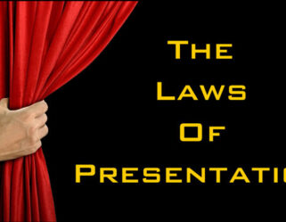 Laws of Presentation
