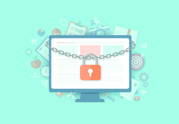 lock pdf document