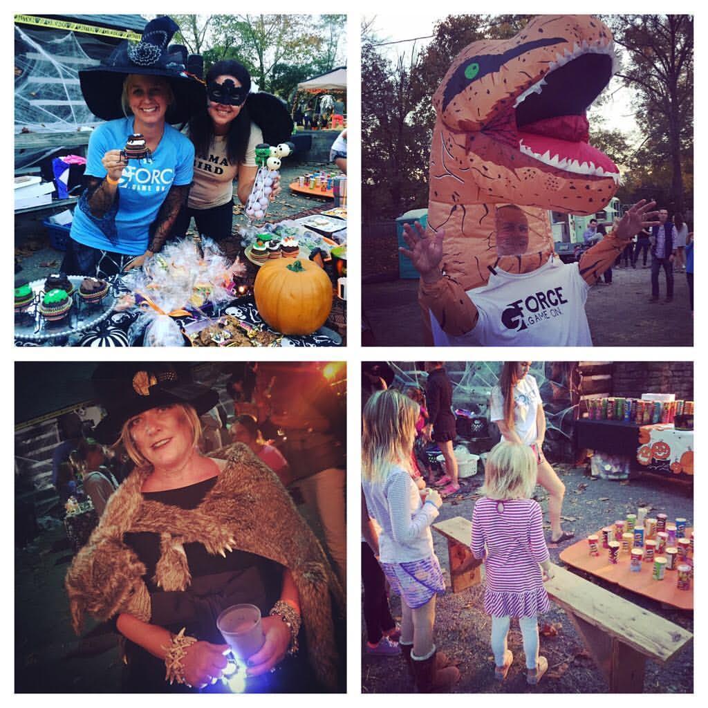 Haunted Halloween Family Fundraiser