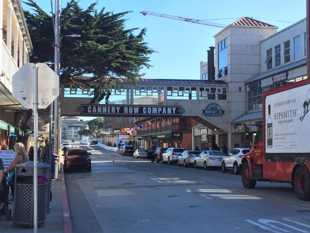 A visit to Cannery Row in Monterey