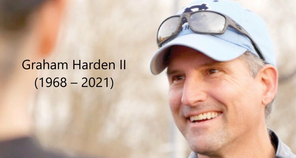 Graham Harden II (1968 – 2021)