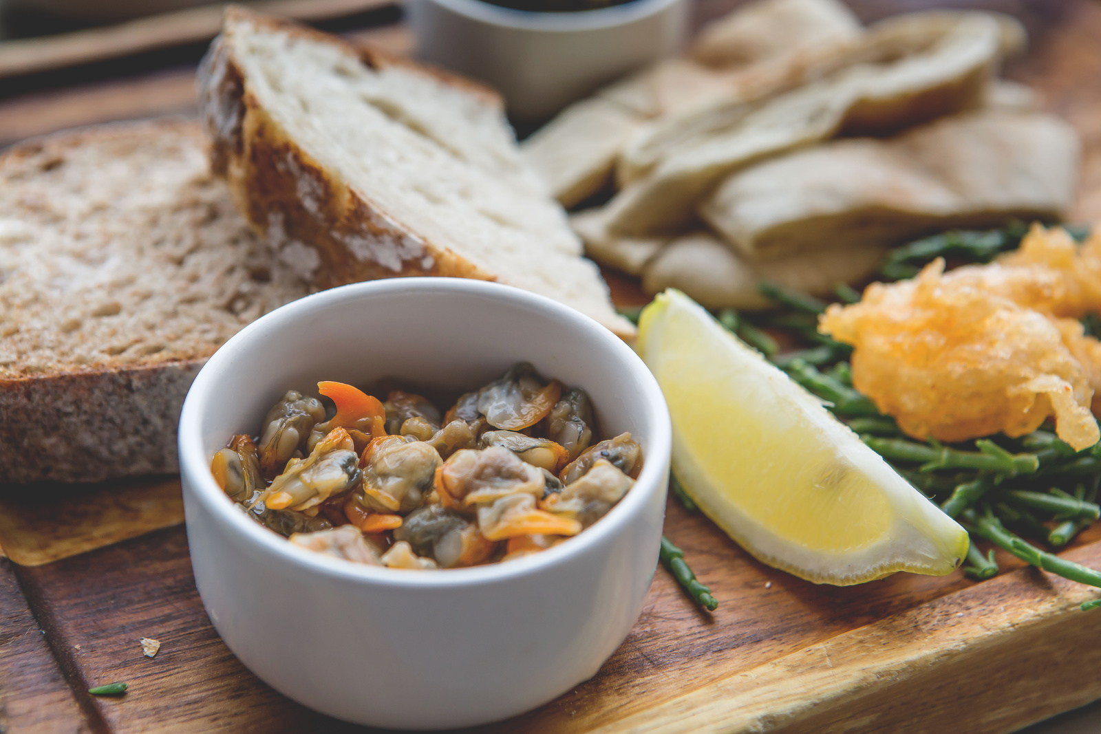 Suffolk Food Photography - Blanc Creative at the Bru Hote
