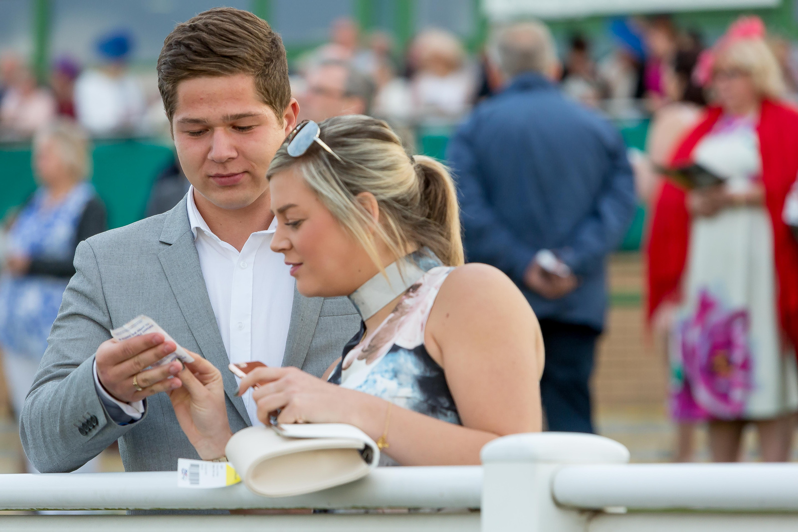 Ladies Night at Great Yarmouth Races