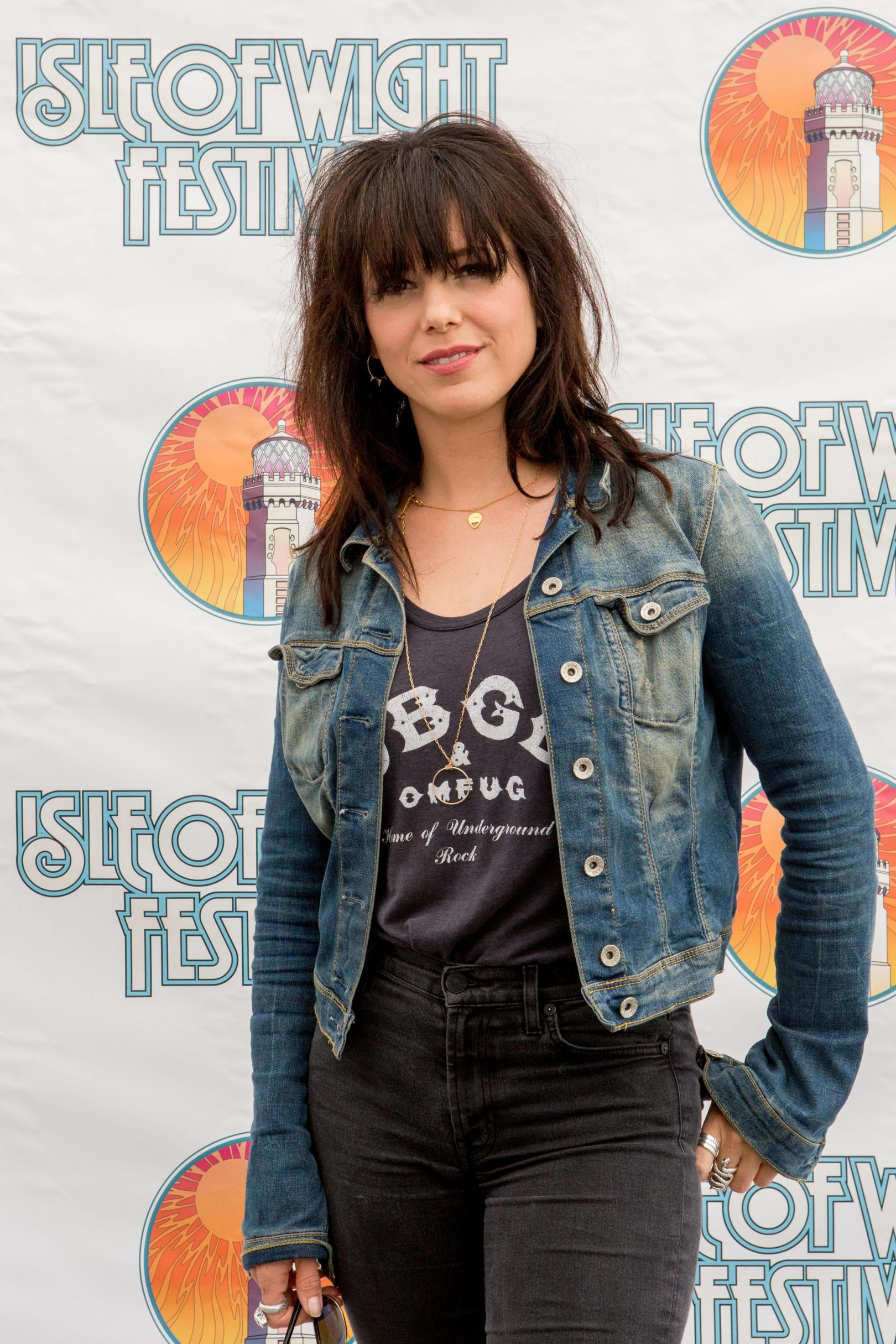 Norwich Press Photography - Imelda MAy at Isle og Wight Festival