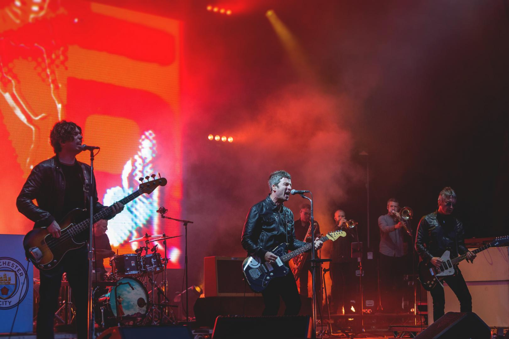 Noel Gallagher - Norwich Music Photography