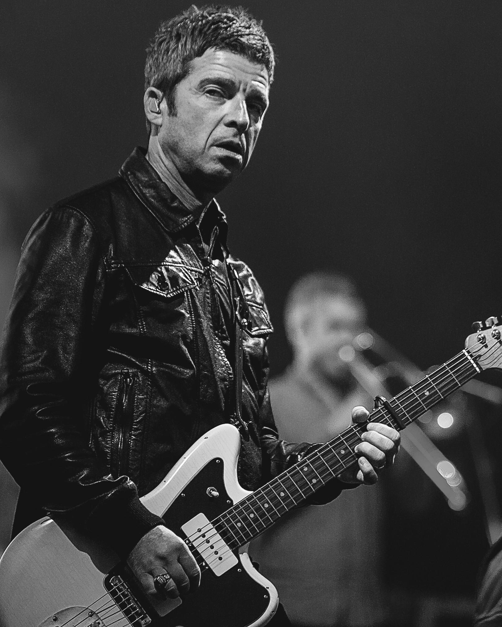 Noel Gallagher Oasis Photography