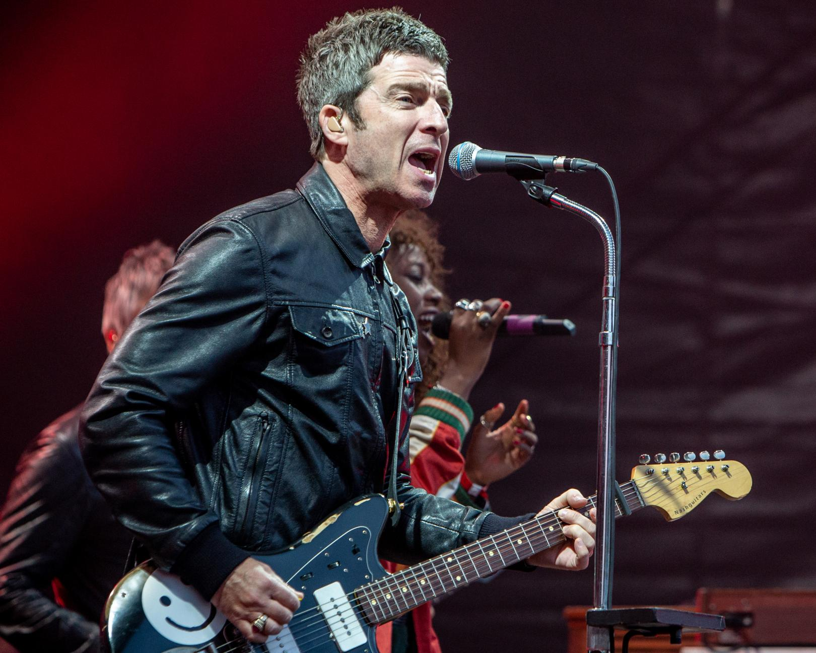Noel Gallagher concert photographs Sunday Sessions Norwich