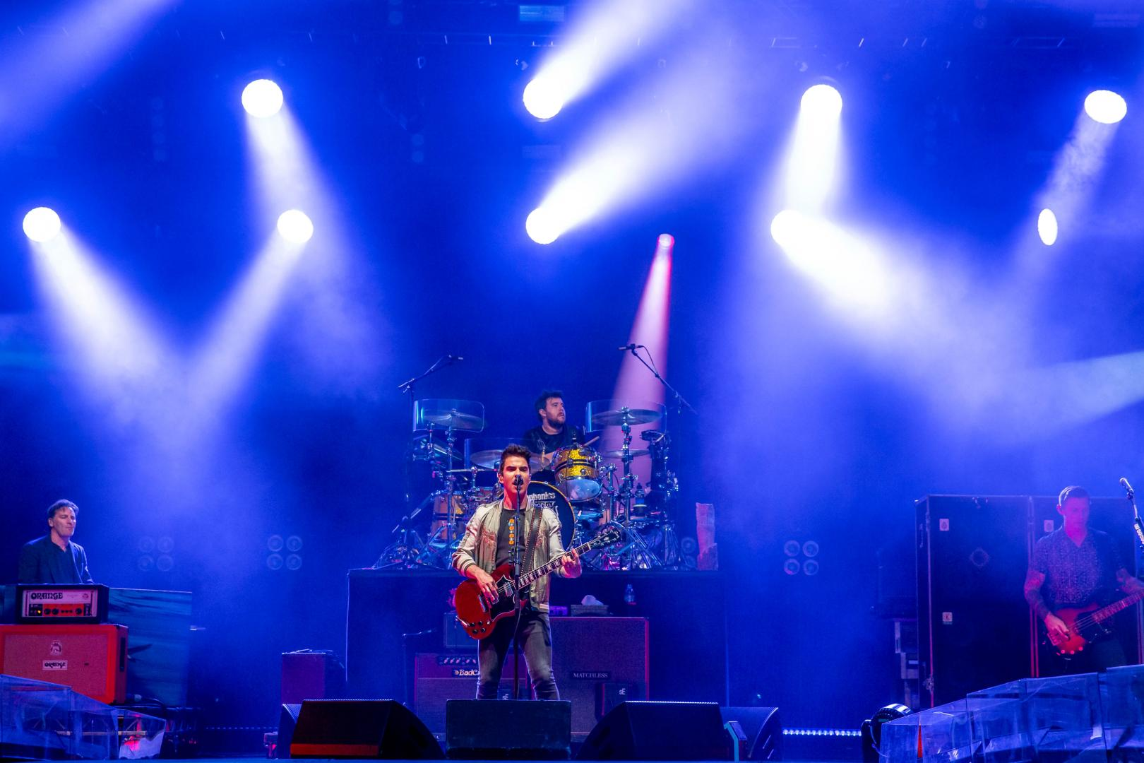 Stereophonics Music Photography