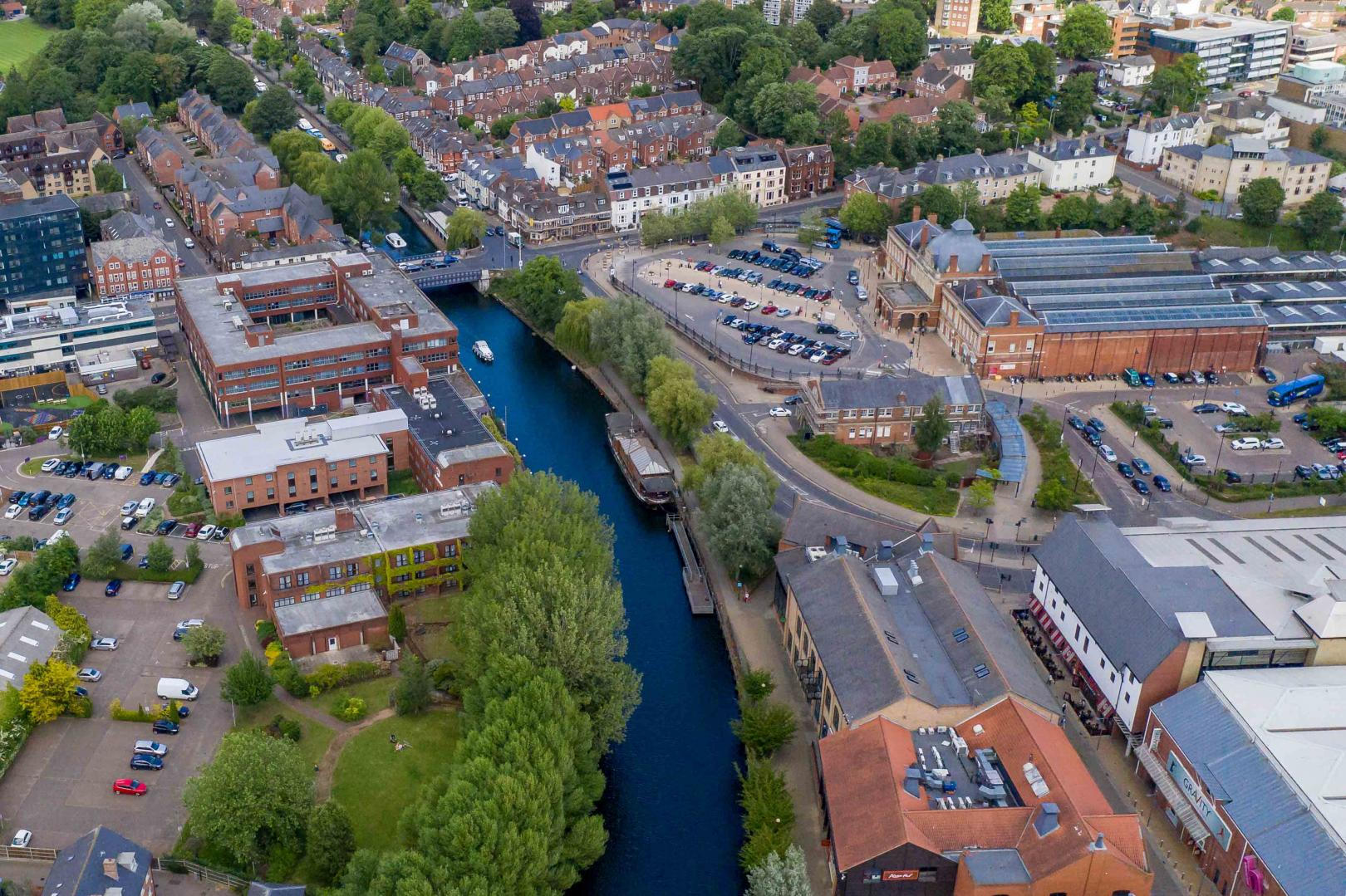 Commercial Drone Services Norwich