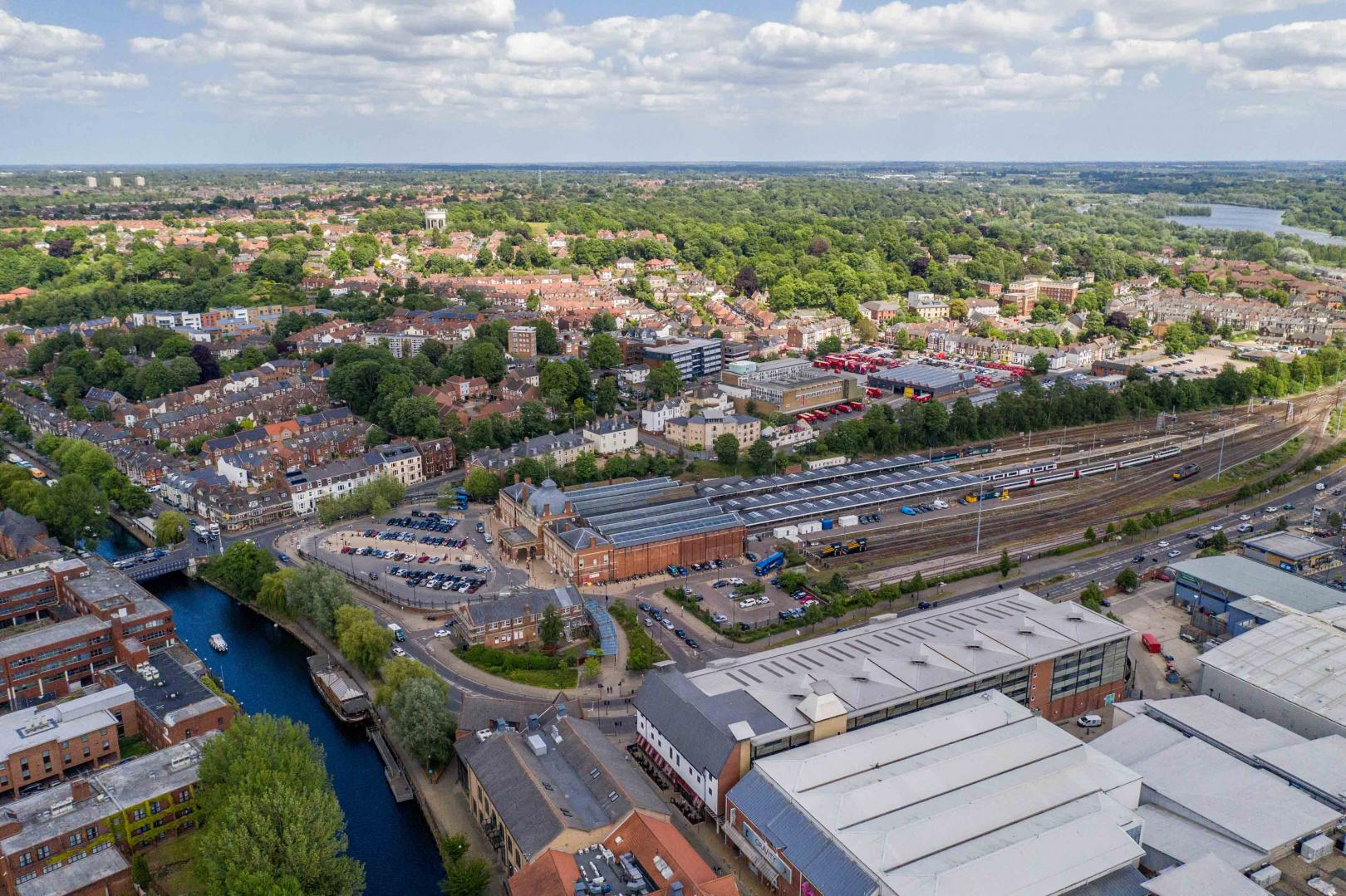 Drone Photography Norwich