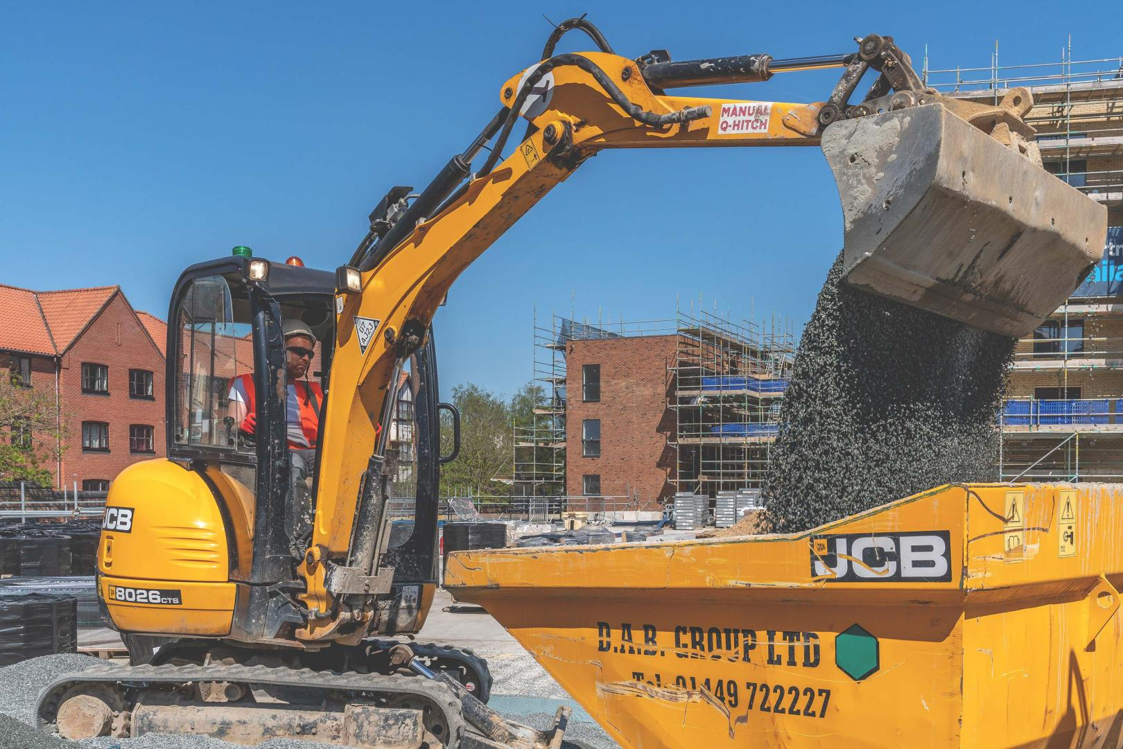 construction industry photography