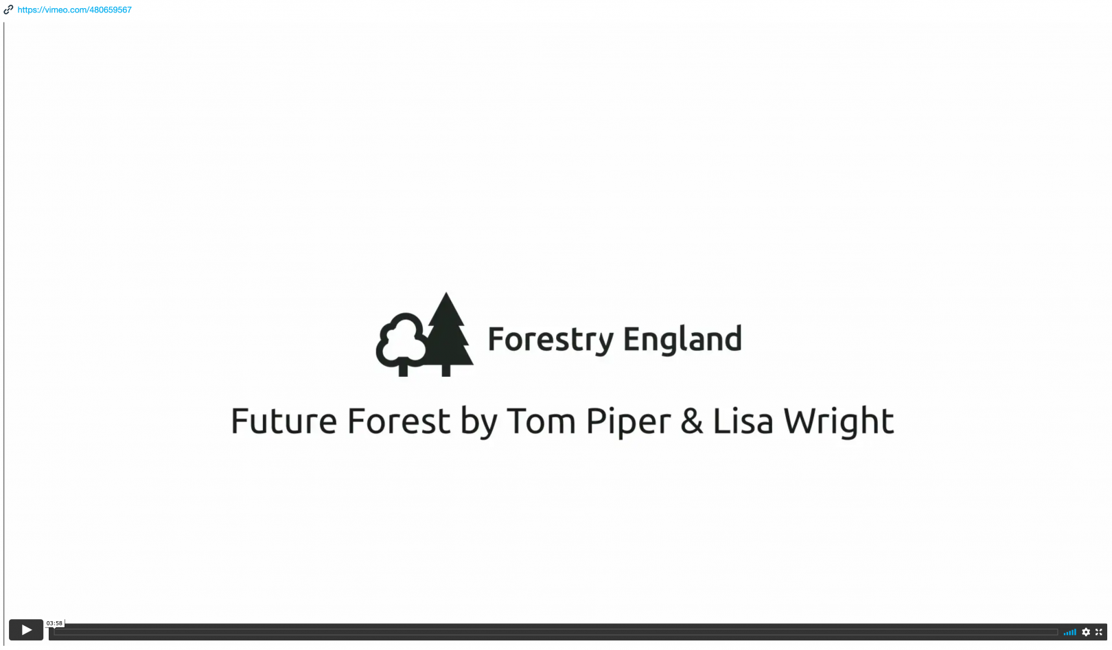 Future Forest Photography