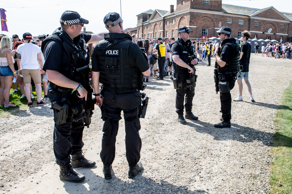 Photographing Police in the UK