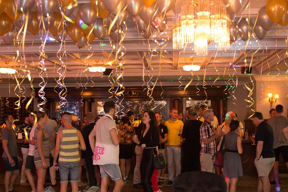 Soho House Toronto House Tea Pride kick-off party 4