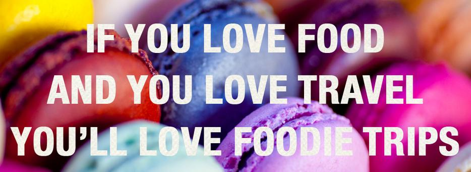 foodie trips