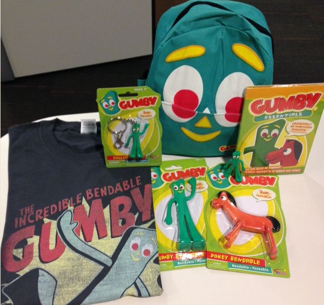 Gumby Prize Pack 1