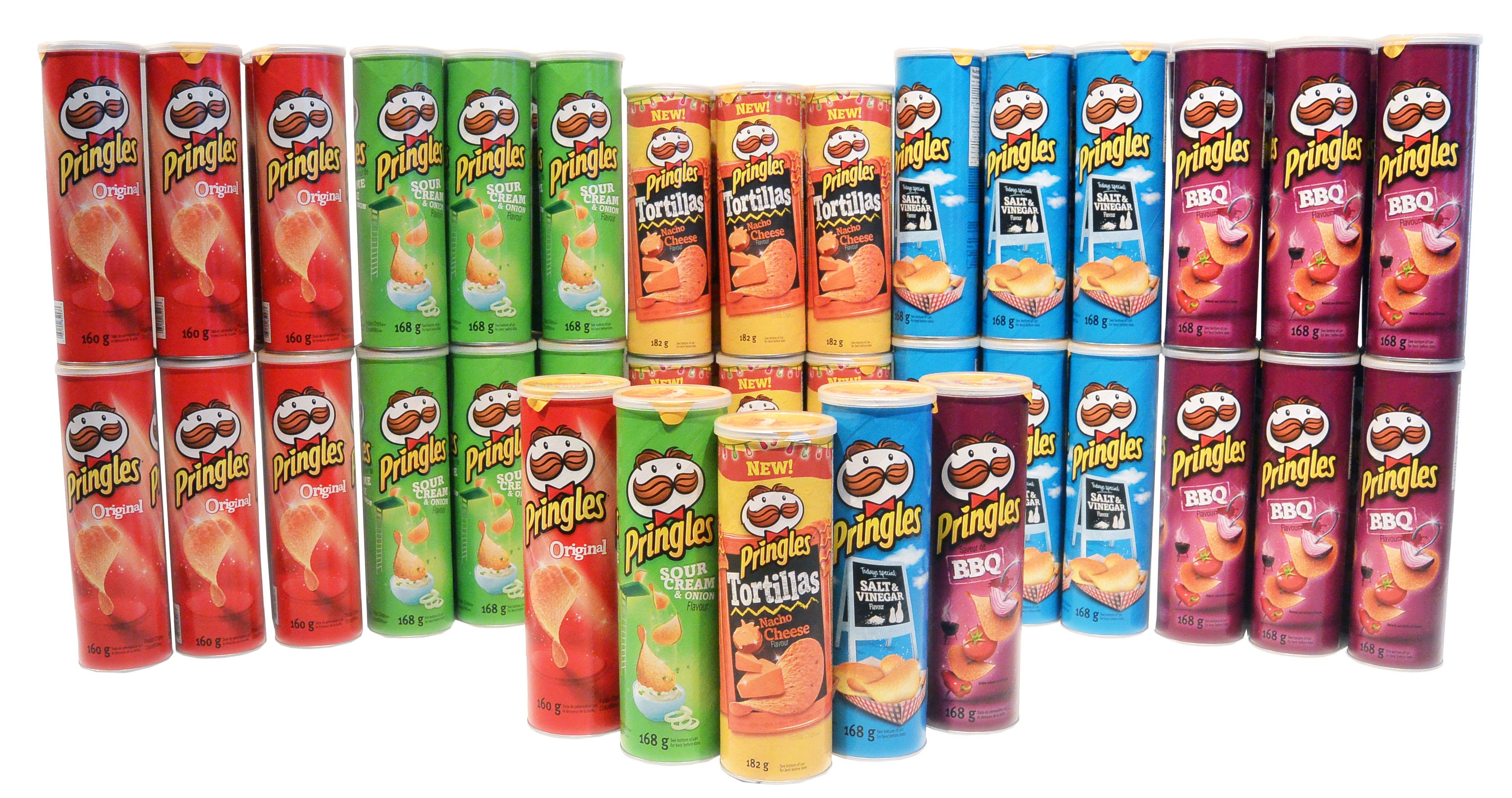 Pringles Duck Lip Prize Pack