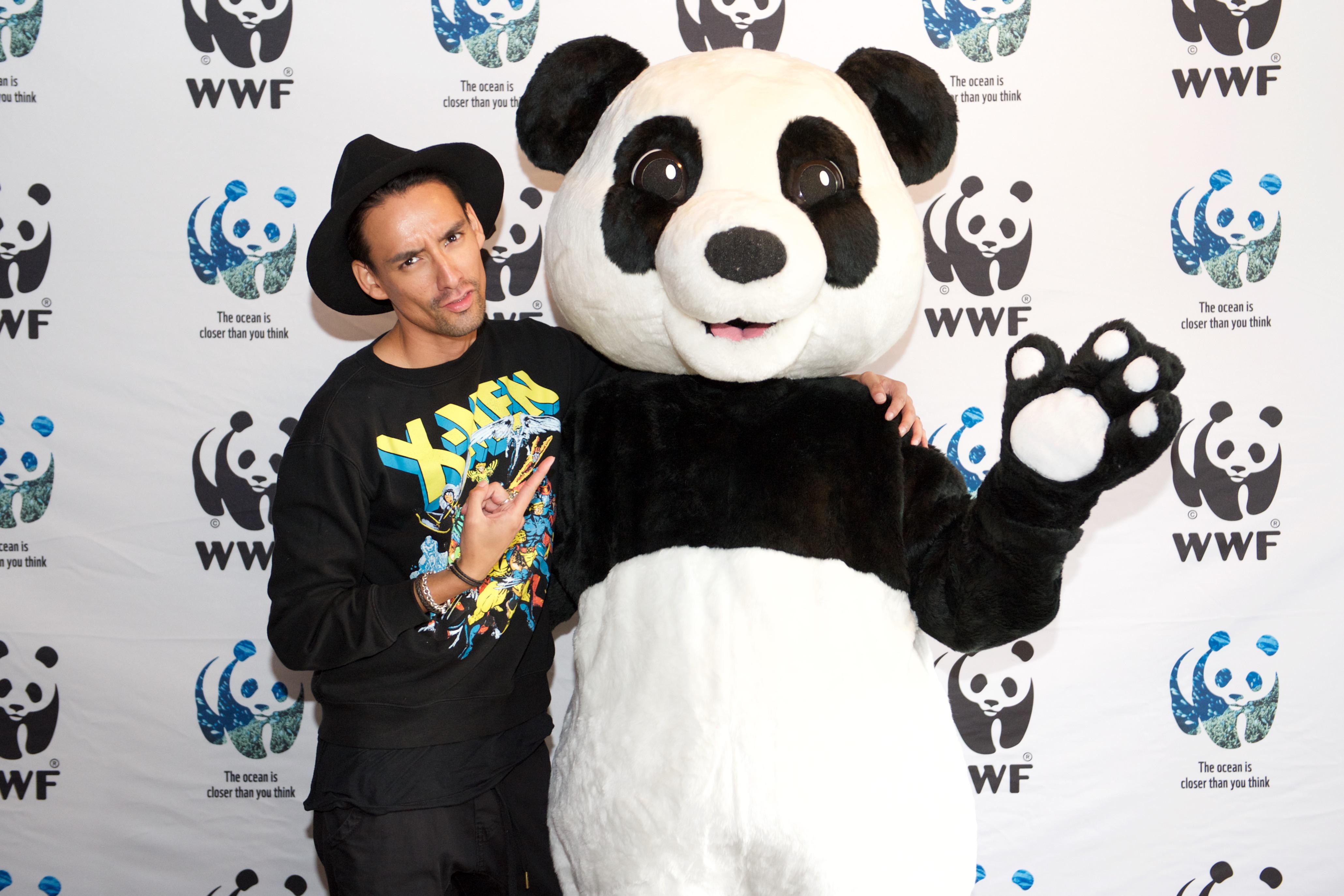 WWF x MSC Sustainable Dinner at Ruby Watchco. Toronto, ON, Canada. June 11, 2015. (Image: Ryan Emberley)