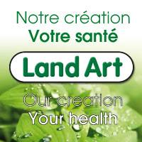 Land Art Logo