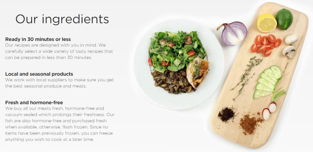 Miss Fresh Ingredients DoTheDaniel