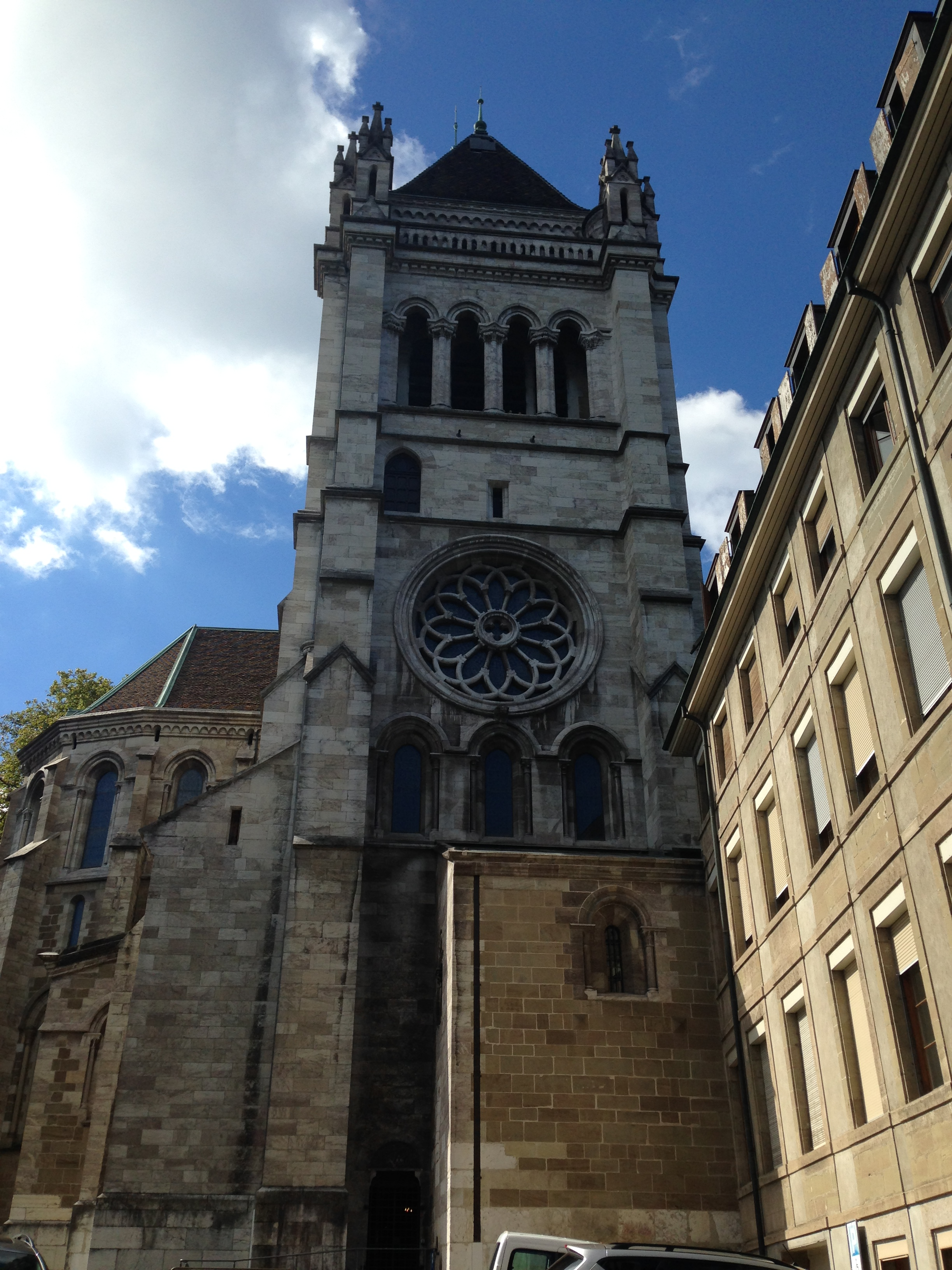 St Peters cath