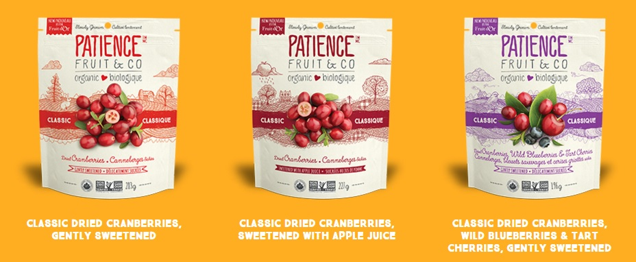 Patience Fruit & Co. DoTheDaniel.com classic line