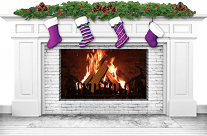 phone-fireplace