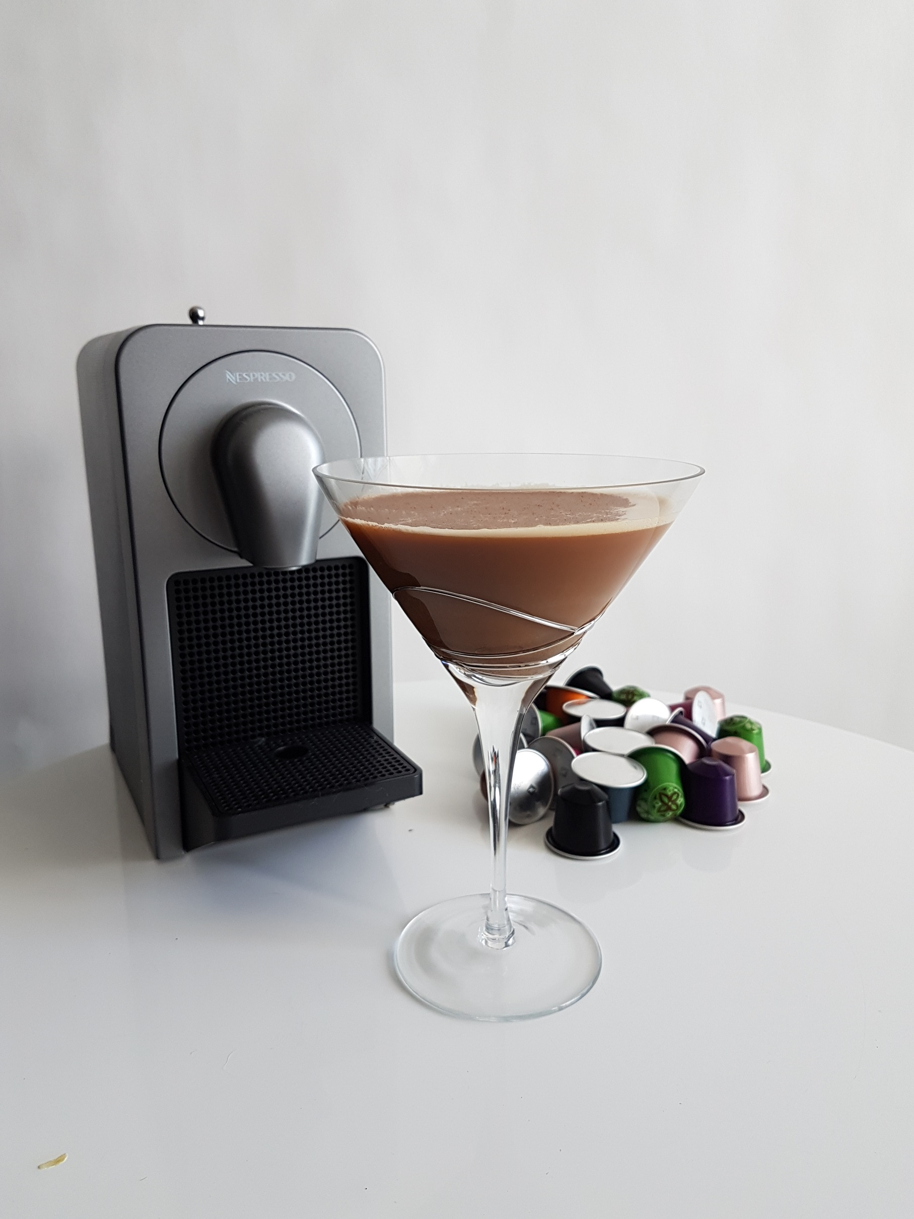 nespresso coffee cocktail dothedaniel