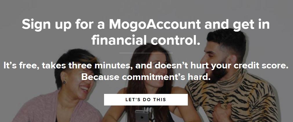 #FinancesWithBenefits MOGO DoTheDaniel.com Sign Up Page