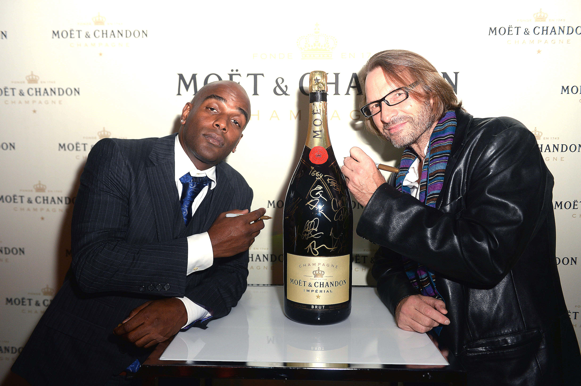 alain-chanoine-and-adrian-hough-moet-chandon_eone-lounge