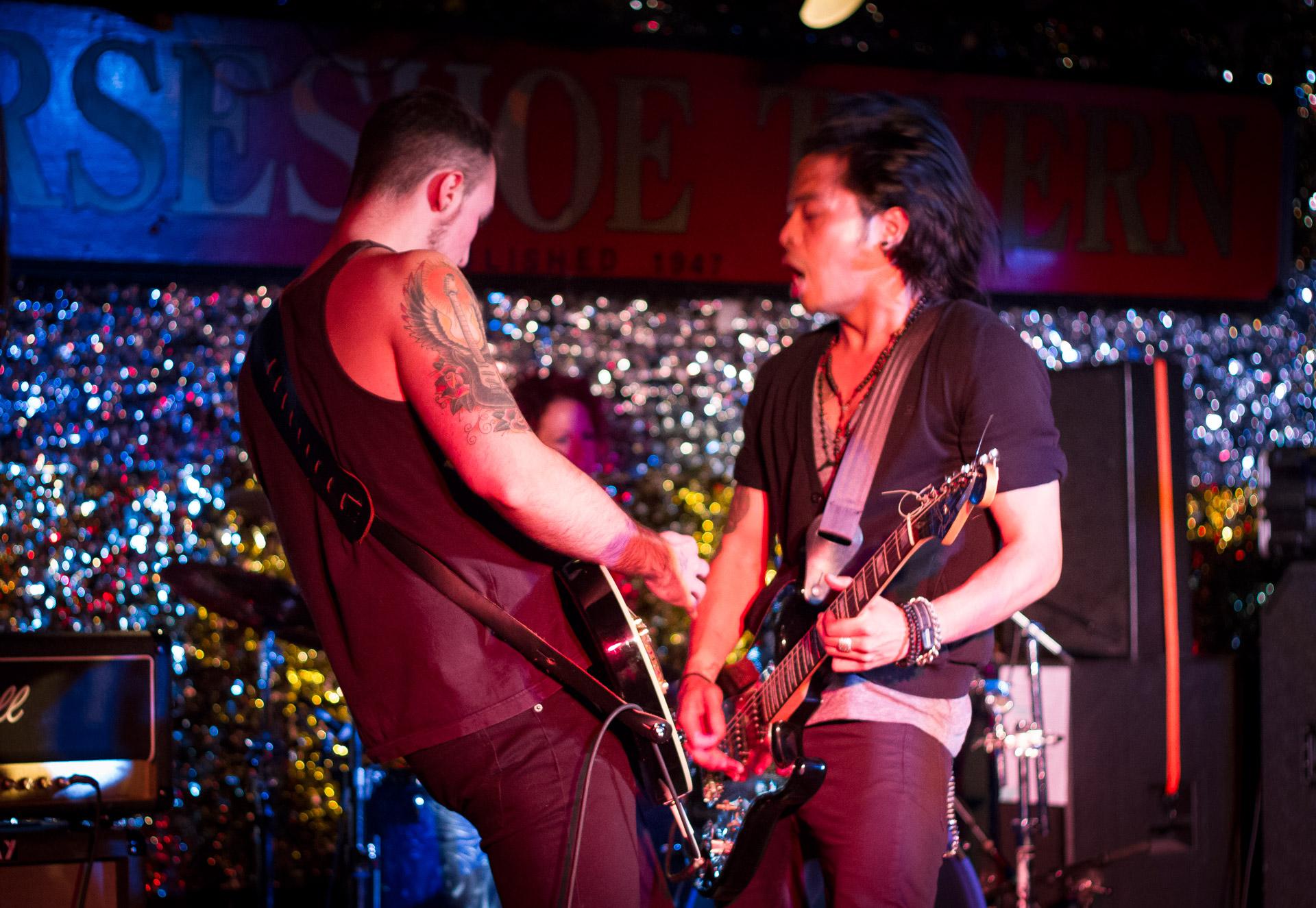 Andrew Moniz and Jakey Franco of Jackstay
