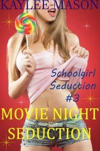 Glamourous girl  holding lollipop