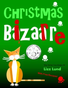 Christmas-Bizarre-free-recipes5-star-rating-COZY-MYSTERY