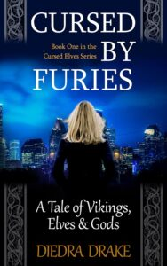 FREE: Cursed by Furies – A Tale of Vikings, Elves and Gods by Diedra Drake