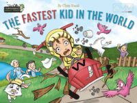 FREE: The Fastest Kid in the World by Chris Stead