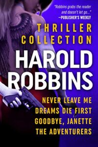 Harold Robbins Thriller Collection by Harold Robbins