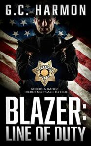 Blazer: Line Of Duty by G.C. Harmon
