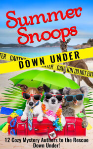 Summer Snoops: Down Under by Judith Lucci, et. al.
