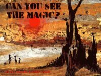FREE: Can you see the magic by Chris Stead