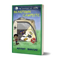 FREE: The Mystery at Beartown Campsite by Adyant Bhavsar