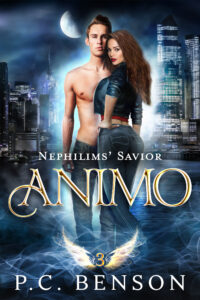 Animo Nephilims' Savior Book 3 by PC Benson
