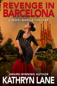 Revenge in Barcelona by Kathryn Lane