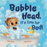 FREE: Bubble Head, It's Time for Bed by Misty Black
