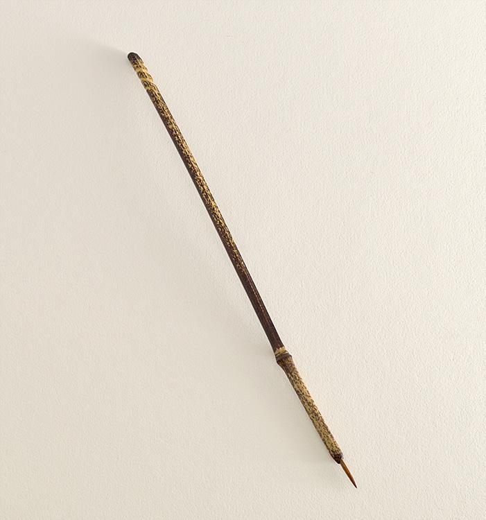 """Siberian Elk brush with 1/2"""" long bristle"""