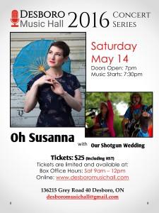 Oh Susanna Poster jpeg